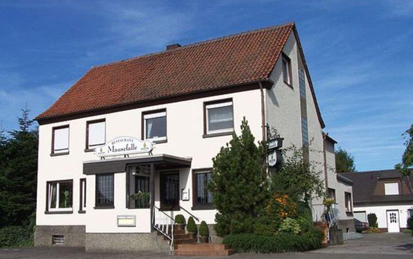 Restaurant Mausefalle in Hamm in Westfalen