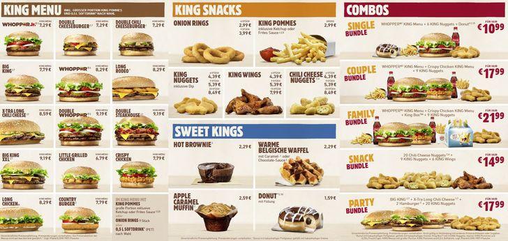 Burger King Startet Lieferservice Und Bezahl App Gastronomieguide De