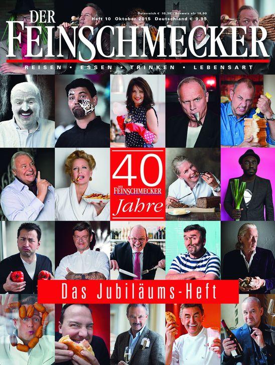 Foto: obs/Jahreszeiten Verlag, DER FEINSCHMECKER/JAHRESZEITEN VERLAG