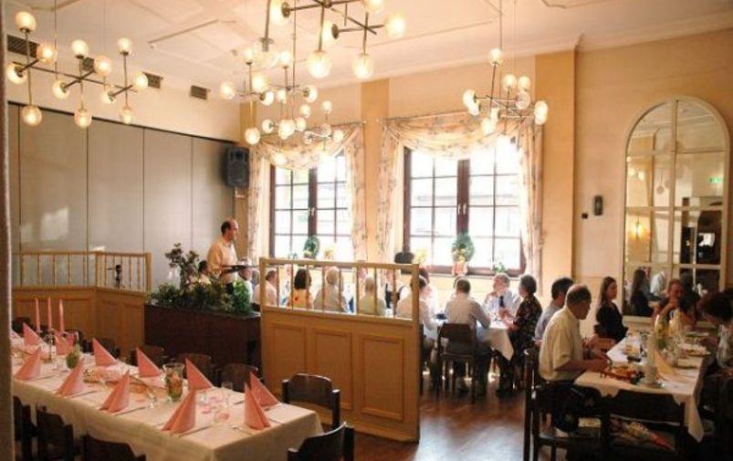 Hotel Restaurant Haus Union in Oberhausen