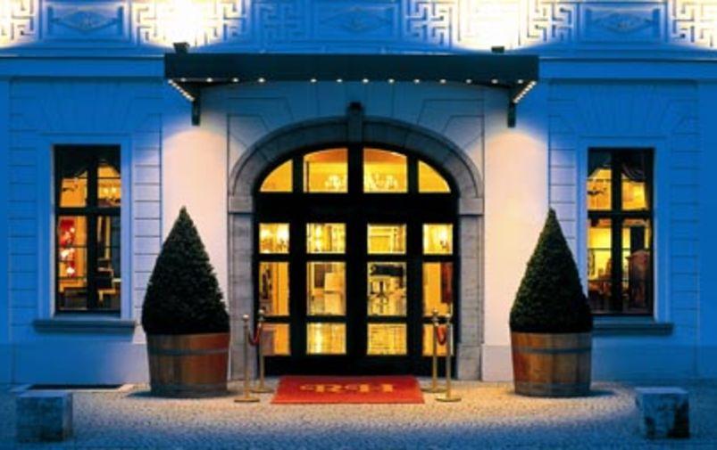 Weimar Grand Hotel Russischer Hof Anastasia