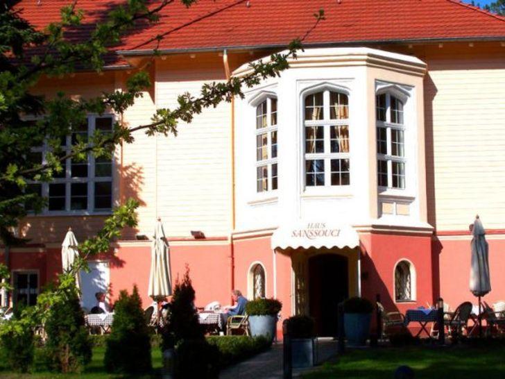 Haus Sanssouci in Berlin – gastronomieguide