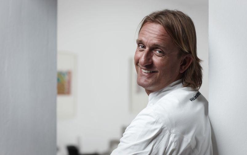 Frank buchholz schlie t sternerestaurant for Koch chakall