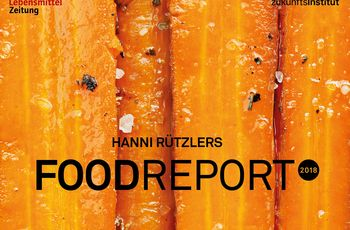 Food Report 2018. Foto: dfv Mediengruppe