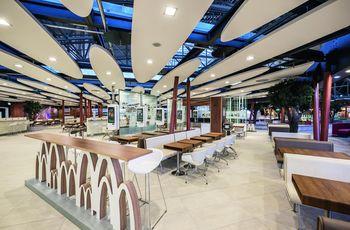 """Am Frankfurter Flughafen hat das Projekt """"Restaurant der Zukunft"""" begonnen. Foto: McDonald's"""
