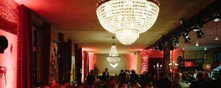 """Rund 5.000 Gäste besuchten das Event """"Prêt à Diner"""", welches die Berlinale begleitete. Foto: Andreas Alexander Bohlender"""