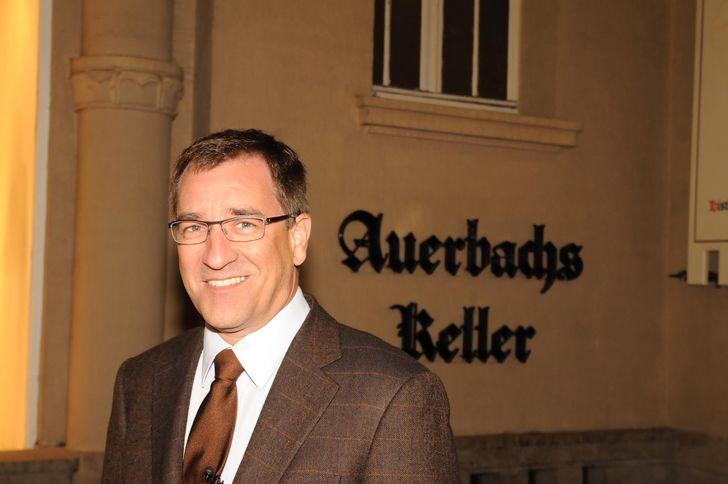 Bernhard Rothenberger. Foto: Auerbachs Keller, Peter Figge