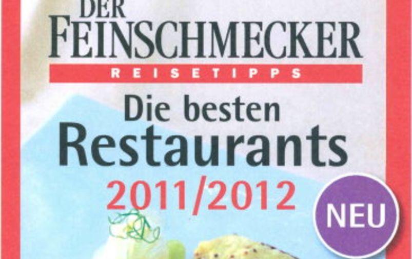 Der feinschmecker die besten restaurants deutschlands for Die besten innenarchitekten deutschlands