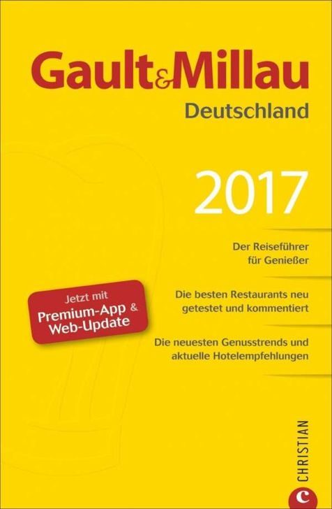 Gault Millau 2017: Andreas Krolik ist Koch des Jahres ...
