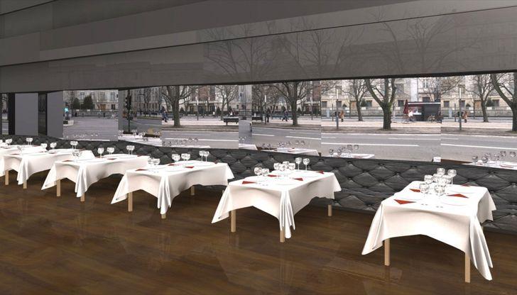 hans peter wodarz er ffnet restaurant berlin moscow. Black Bedroom Furniture Sets. Home Design Ideas