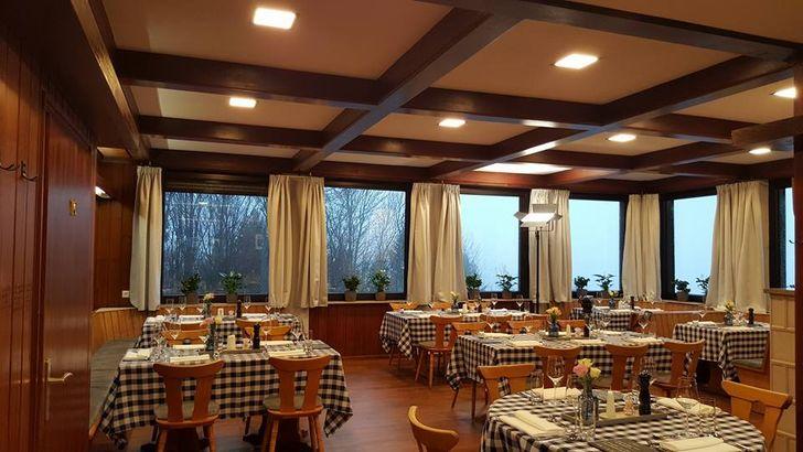 Rosin und sein Team haben dem Berggasthof einen neuen Glanz verliehen. Foto: Restaurant