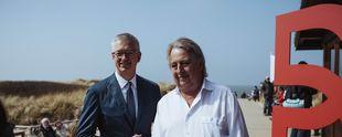 Willy Oergel (l.), Vorsitzender der Unternehmensleitung Breuninger, und Herbert Seckler, Gründer und Inhaber der Sansibar. Foto: obs/E.Breuninger GmbH & Co
