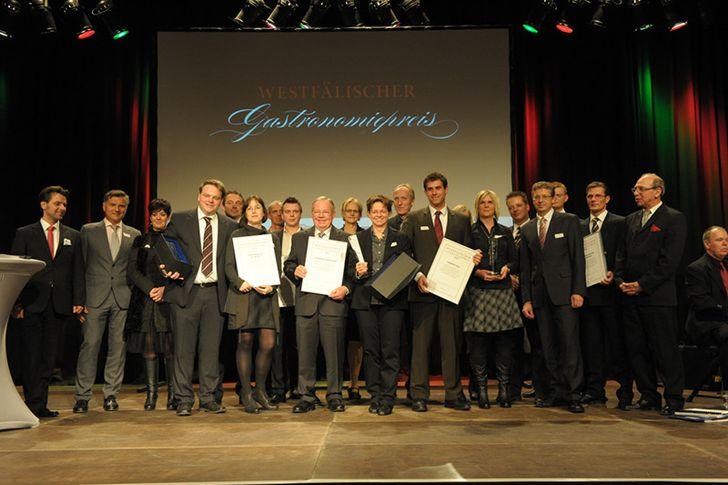 Foto: Westfälischer Gastronomiepreis