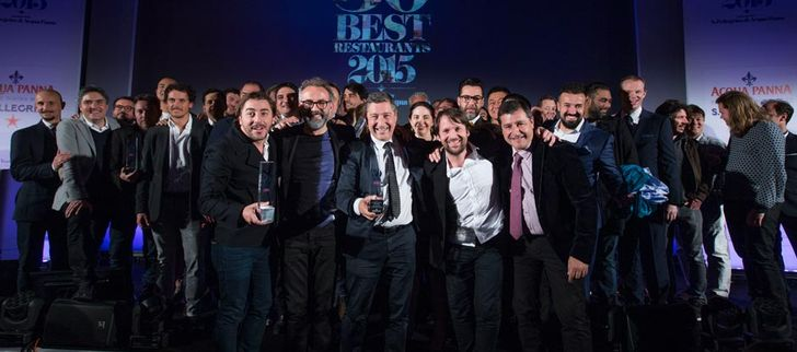 Foto: The World's 50 Best Restaurants 2015, sponsored by S.Pellegrino & Acqua Panna, and onEdition Photography, the official the photographers for 2015.