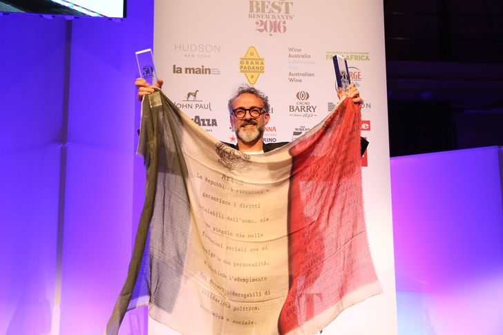 Foto: © The World's 50 Best Restaurants 2016