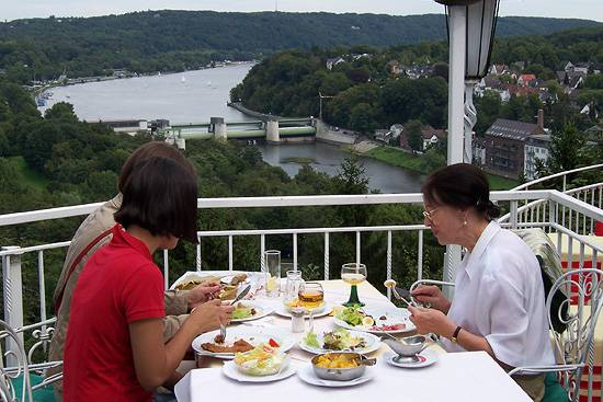 Mirja Boes Restaurant Essen
