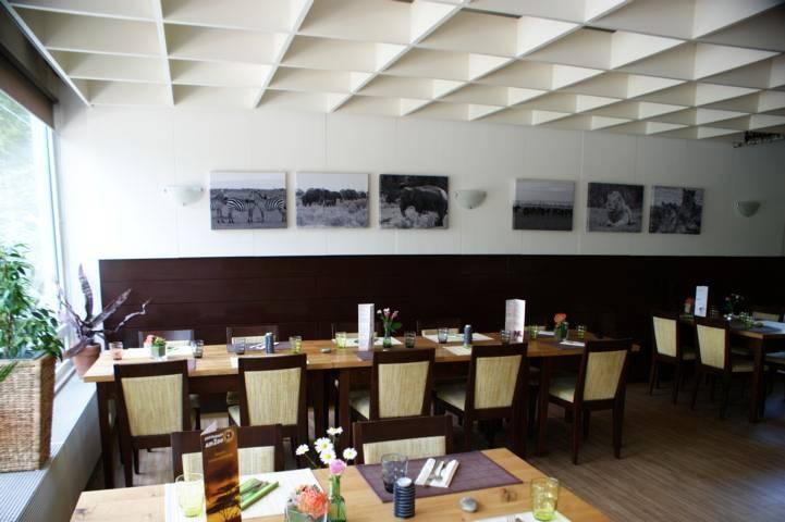 restaurant am zoo in neunkirchen im saarland rach zu gast. Black Bedroom Furniture Sets. Home Design Ideas